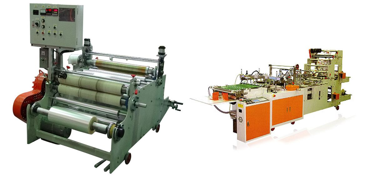 New Product-Flower bag making machine and Micro Perforated Machine