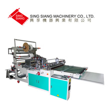 DHL bag making machine